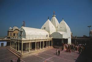 Krishna spent his childhood here.