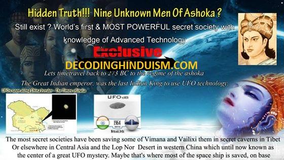 ashoka and nine man