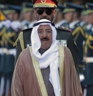 Emir of Kuwait Sabah Al-Ahmad Al-Jaber Al-Sabah