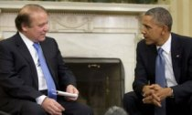 Nawaz Sharif and Barack Obama