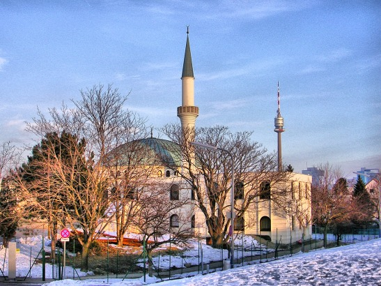 Vienna-Islamic-Centre-in-Austria