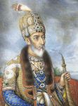 Bahadur Shah II (r. 1837-58) was the last Mughal emperor of India