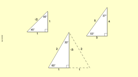 special-triangles