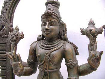 Vishnu Idol in Russia.jpg