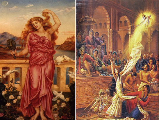 draupadi-and-troy