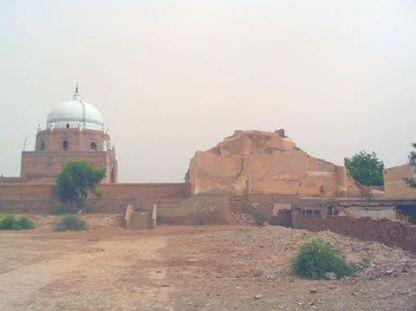 Multan sun temple