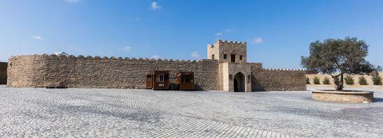 Templo de fuego, Baku, Azerbaiyán,